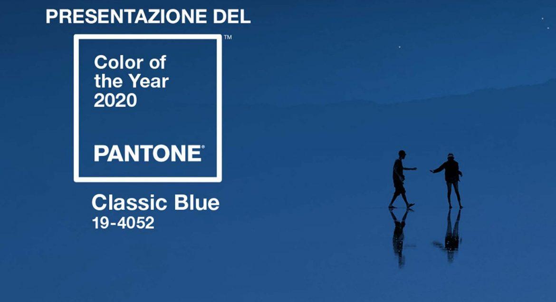 PANTONE CLASSIC BLUE 19-4052